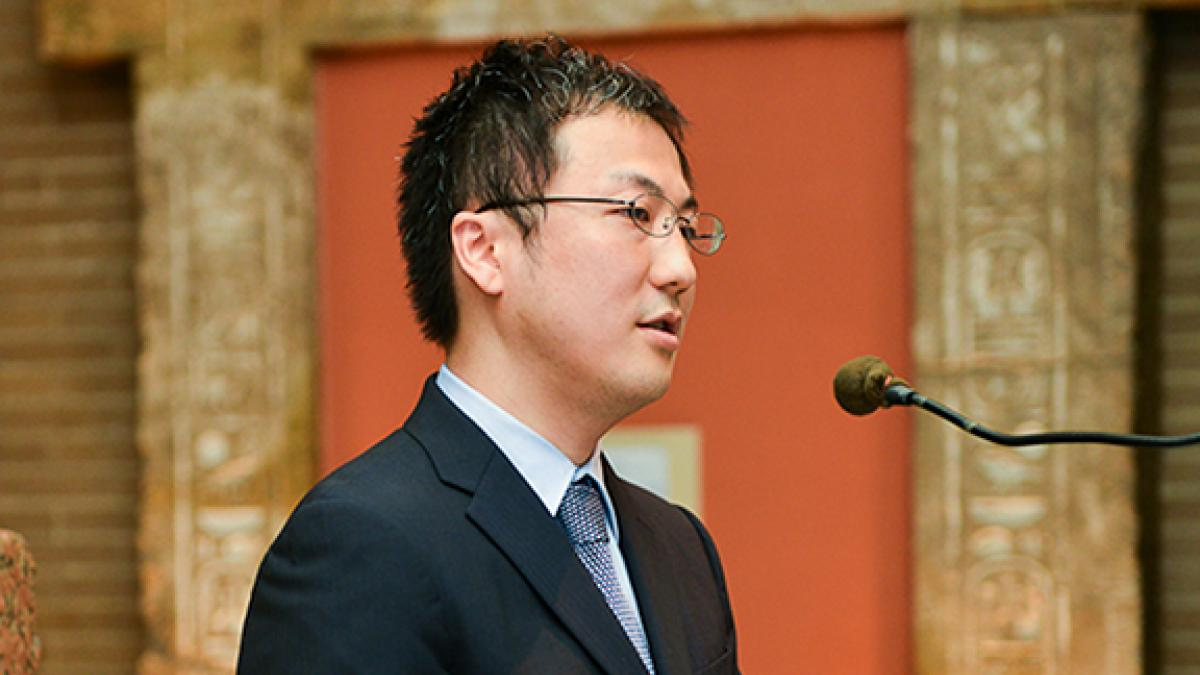 Naoki Aizawa received the Maloof Family Dissertation Fellowship in Economics.