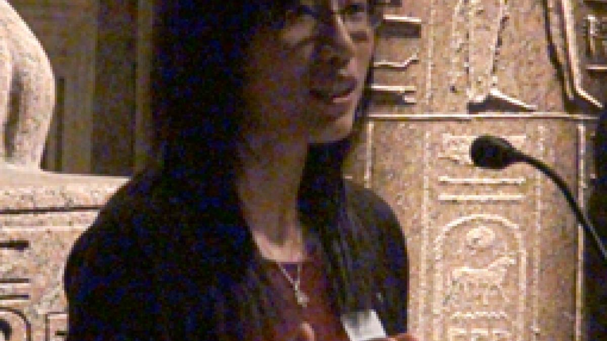 Yu (Laura) Liu received the Maloof Family Dissertation Fellowship in Economics.