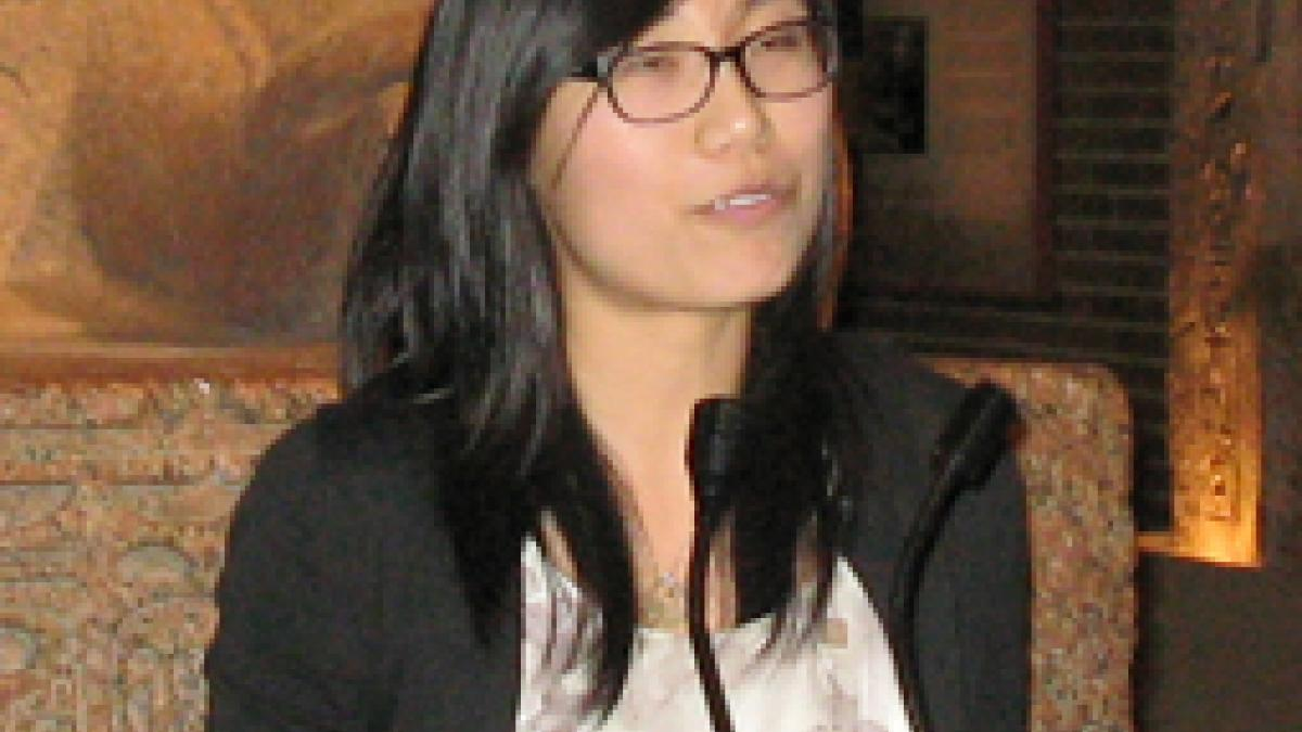 The winner of this year's Robert Summers Dissertation Fellowship in Economics was Yu (Laura) Liu.
