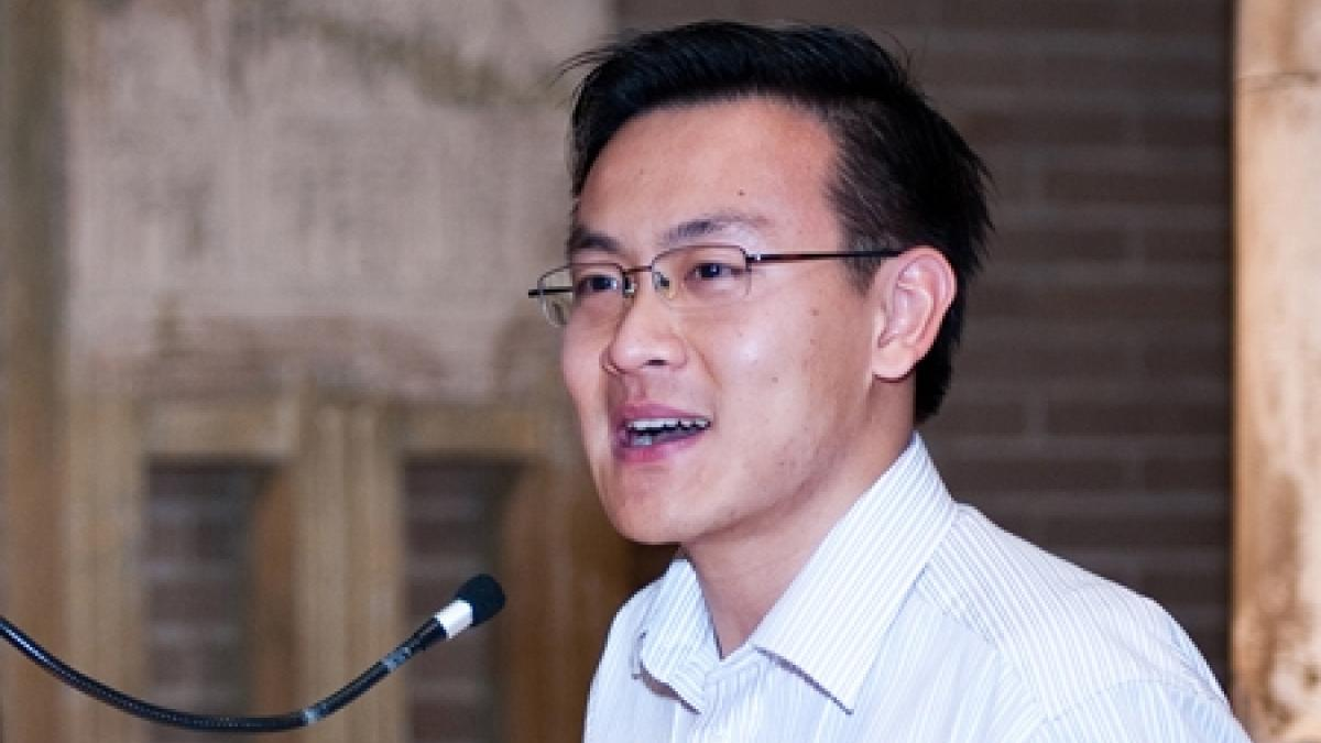 Zhao Yang won the Joel Popkin Graduate Student Teaching Prize in Economics.