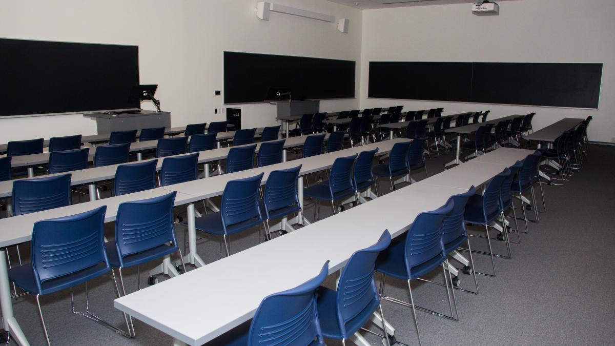 PCPSE Classroom