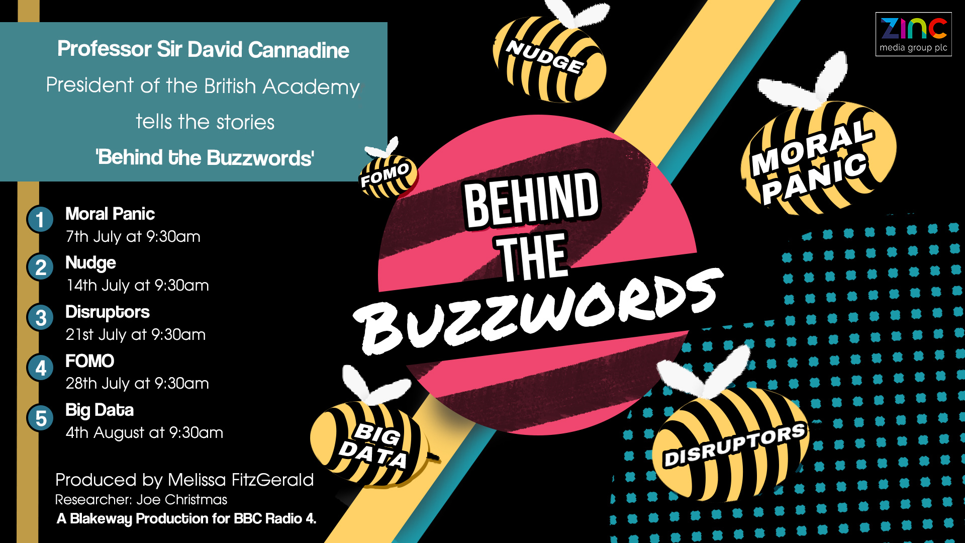 Behind the buzzwords